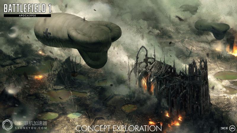战地1新增DLC包含的内容