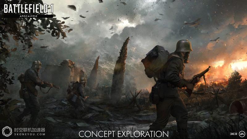 """战地1新DLC""""启示录""""内容公布一览"""