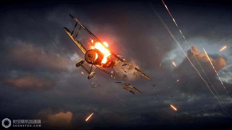 """战地1新DLC""""启示录""""空战模式曝光"""