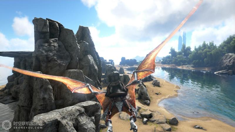 方舟:生存进化现已支持PC和Xbox联机