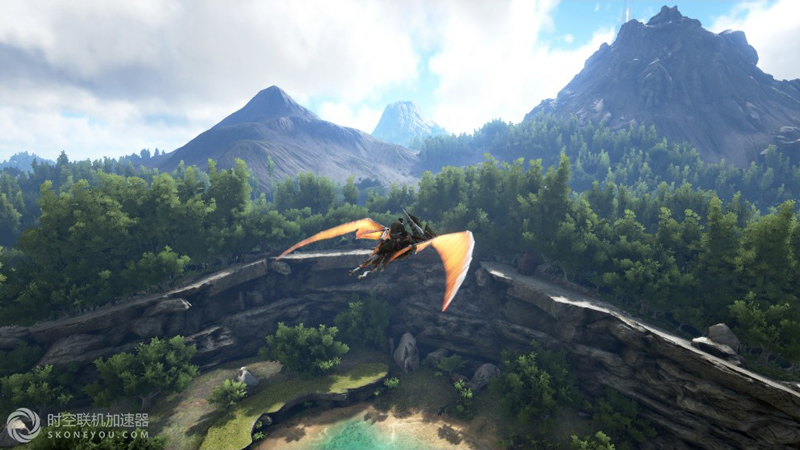 方舟:生存进化游戏加速器