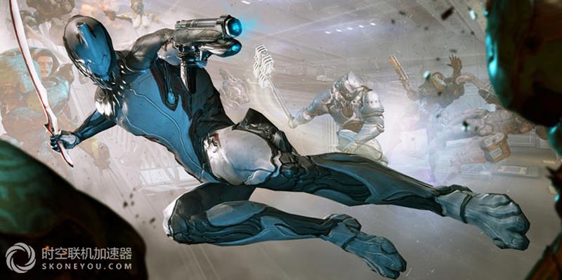 Warframe星际战甲加速器