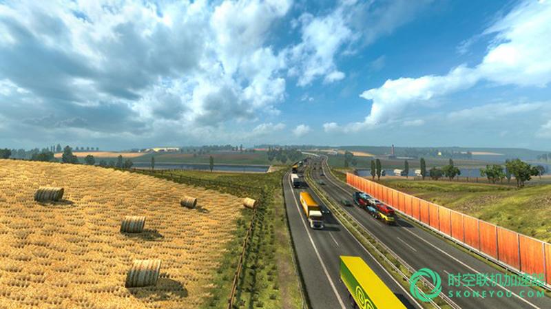 欧洲卡车模拟2 VR版体验评测