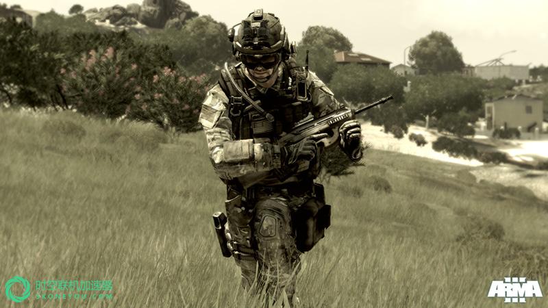 武装突袭3在线模式必备的加速器