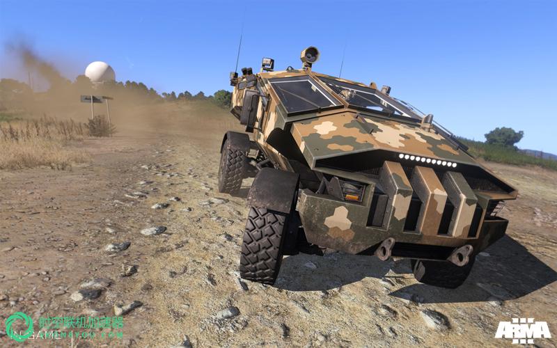武装突袭3游戏用什么加速器?