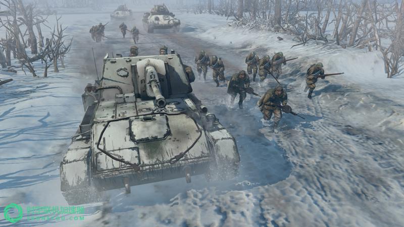 英雄连2坦克大决战资料篇解析