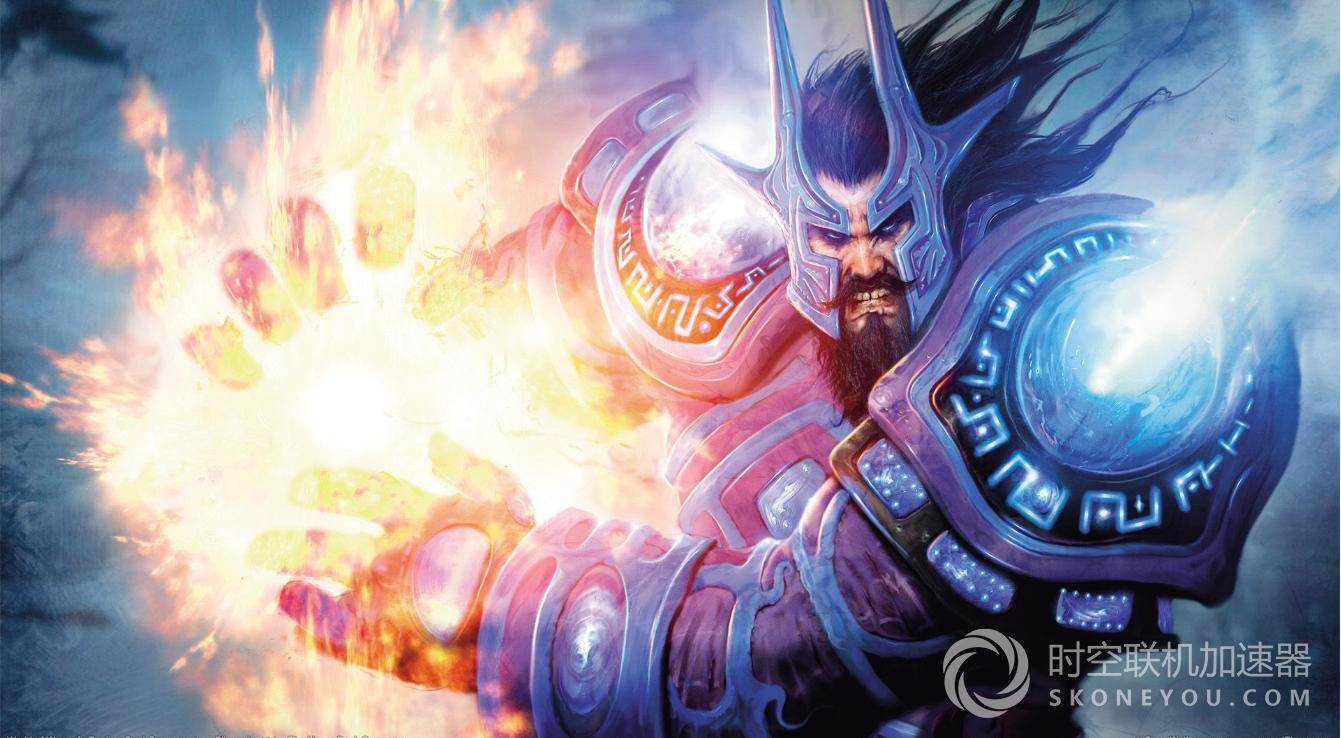 魔兽美服战网加速器
