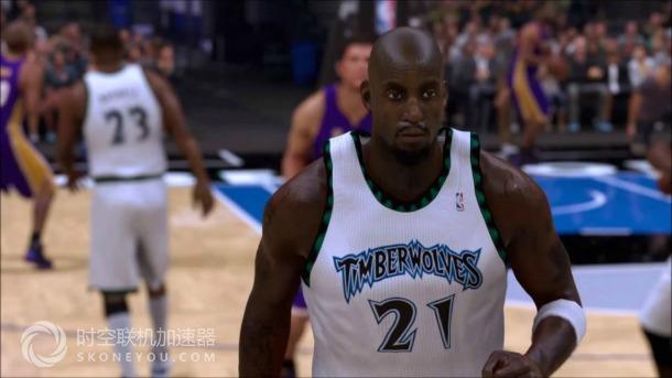 科比加内特加入NBA2K18