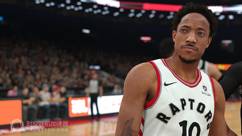 畅玩NBA 2K18各位置用什么加速器?