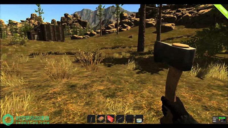 rust腐蚀游戏加速器