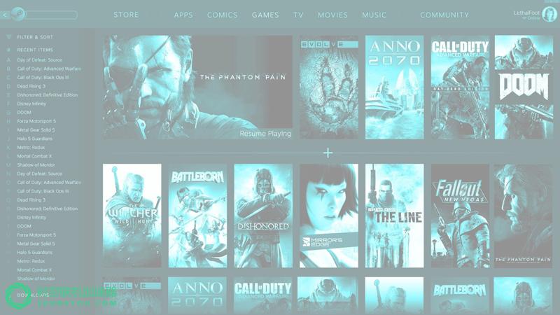 Steam全新界面将推出屏蔽鉴赏家功能